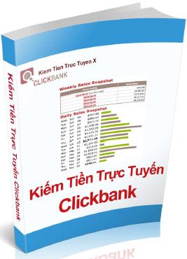 Ebook Kiếm tiền với Clickbank