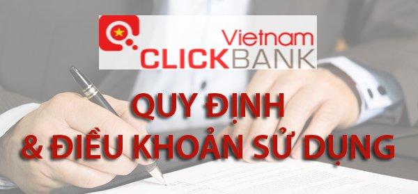Quy định & Điều khoản sử dụng