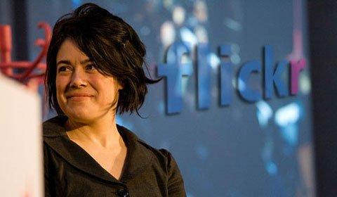 Caterina Fake, đồng sáng lập Flickr
