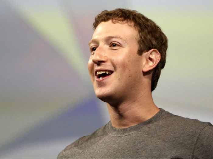 Mark Zuckerberg, nhà sáng lập và CEO Facebook