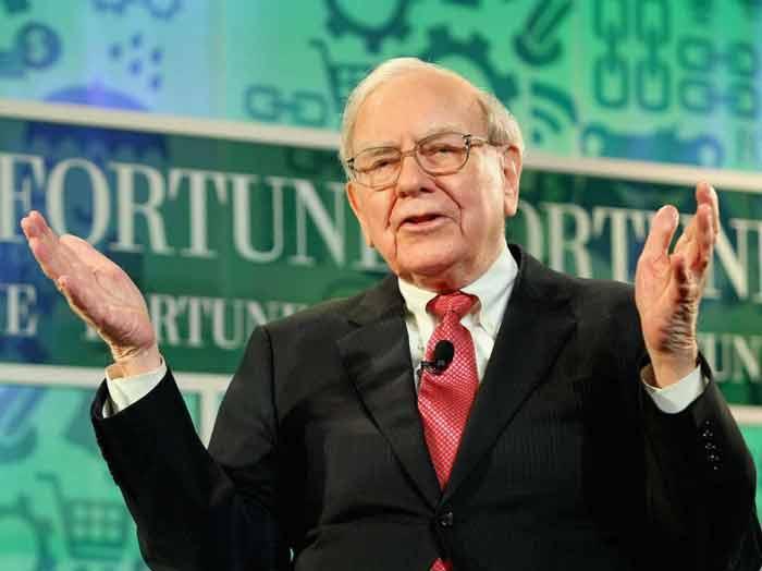 Warren Buffett, CEO của Berkshire Hathaway