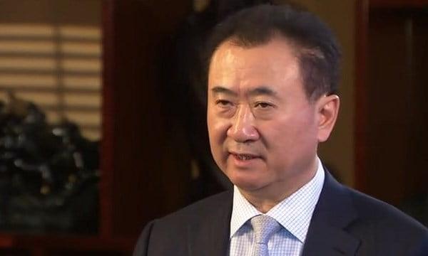 Tỉ phú giàu nhất châu Á Wang Jianlin. Ảnh nguồn internet