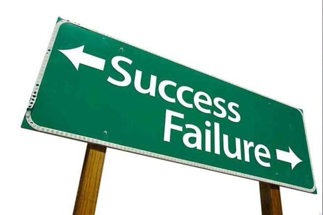 Thành công hay thất bại: cơ hội