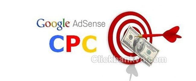 Cách tìm keyword có CPC cao để 'chiến' Adsense trang tiếng Việt
