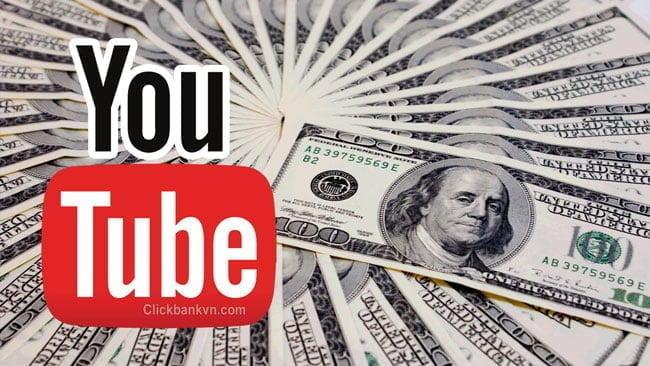 Kiếm tiền bằng Youtube