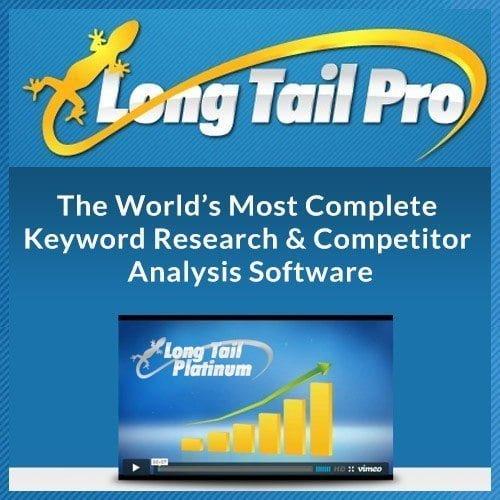 công cụ nghiên cứu từ khoá Long tail pro clickbank