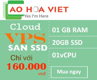 VPS giá rẻ, VPS SSD, Ảo hoá Việt