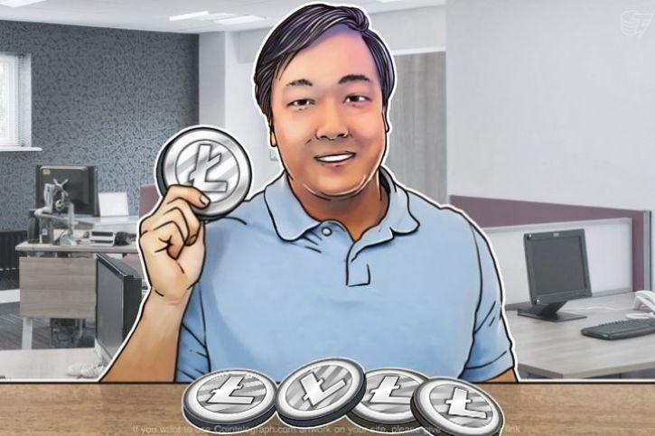 Cha đẻ của Litecoin đã chốt lời sau khi giá của đồng tiền ảo lớn thứ năm thế giới này tăng 75 lần kể từ đầu năm.