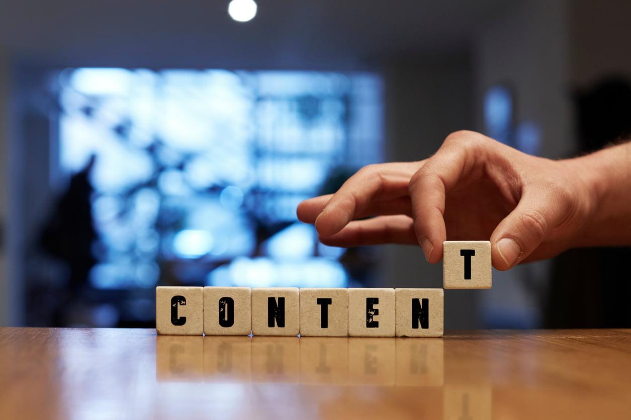 seo content, seo lên top google