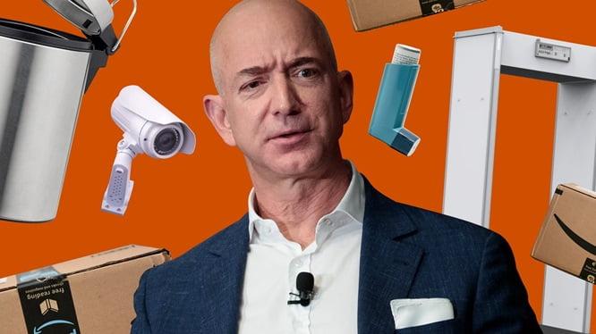 Amazon khắc nghiệt hơn bạn nghĩ, công nhân đi vệ sinh cũng không yên!